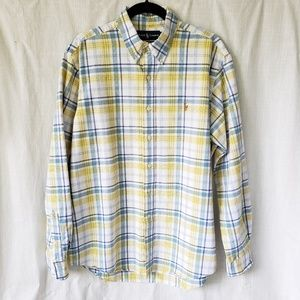 Ralph Lauren plaid button up